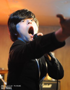 絶唱するだいち69(WAYBARK)2011.01.23@帯広REST